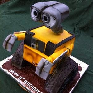 Wall-E Cake Denver