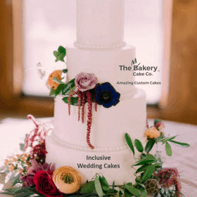 All inclusive Wedding Cakes in Denver Photo Book Cover