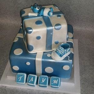 Denver Baby Shower Cakes