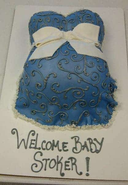 Baby Shower Bluebelly