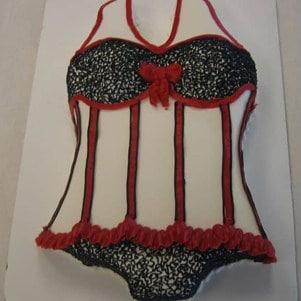 Denver Bachelor Cake