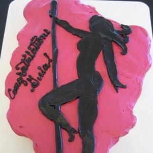 Bachelor Cake Denver