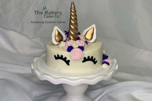 Little Unicorn cake in Denver