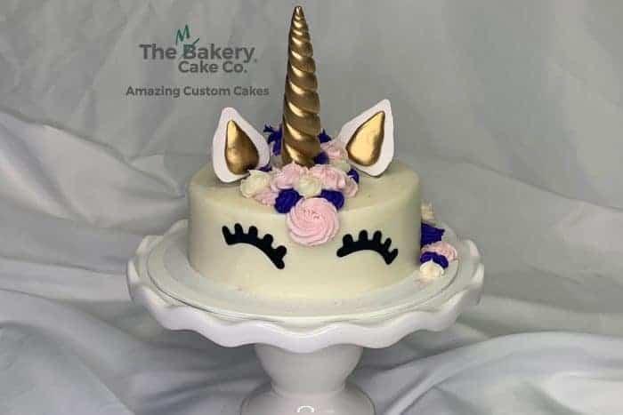 Little Unicorn cake in Denver