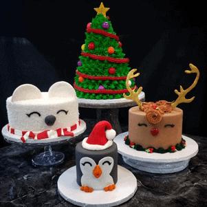 Holiday Desserts Denver