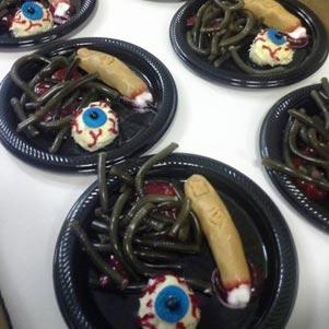 Halloween Cake Bakery
