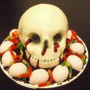 Halloween Cake Bakery Denver