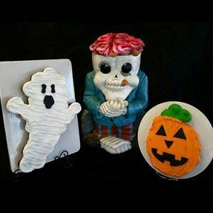 Halloween Cakes Co.