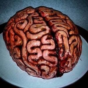 Brain Cake Denver