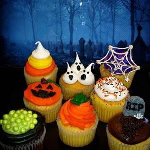 Halloween Cupcake Denver