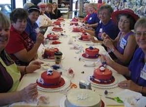 Cake Parties