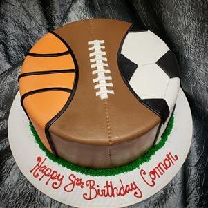 Happy Birthday Cake Co.