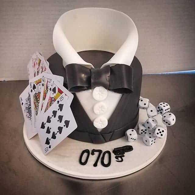 Phenomenal Double O Grooms Cake The Makery Cake Co Birthday Cards Printable Giouspongecafe Filternl