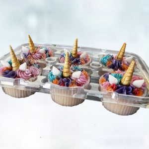 Unicorn Cupcakes in Denver