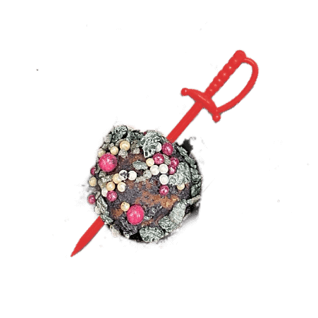 corona virus and sword
